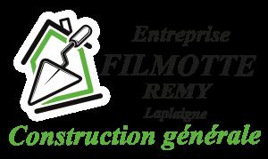 Rémy Filmotte - Votre constructeur